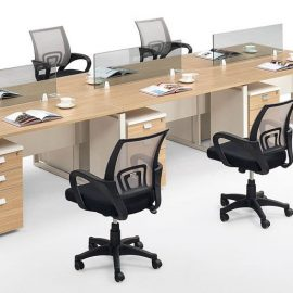 A well-designed workstation is important for productive work.