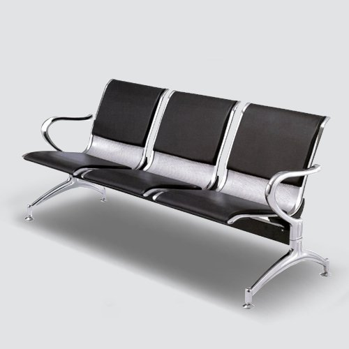 3-seat Bench is built to stand up to the heavy use in a reception area or waiting room of any cooperate center