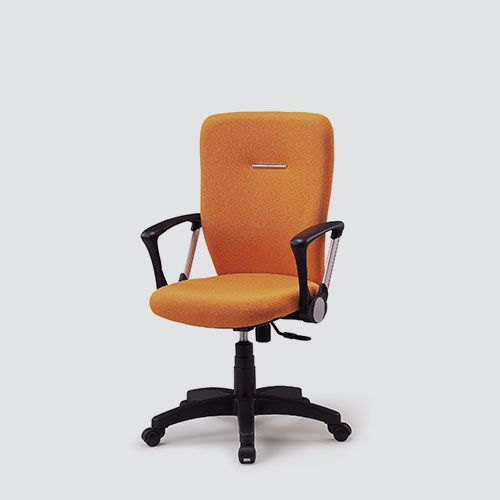 The sturdy plastic frame or High Back Armchair enhances the comfortable sitting position, allowing you to stay comfortable after a long work.