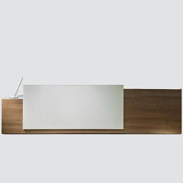 Buy best office reception desk at cheap price from Focus Interiors. High quality reception Desks are manufactured and supplied all over Pakistan