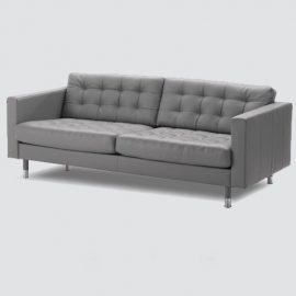 This sofa is specifically designed to bring in an air of class into your office.