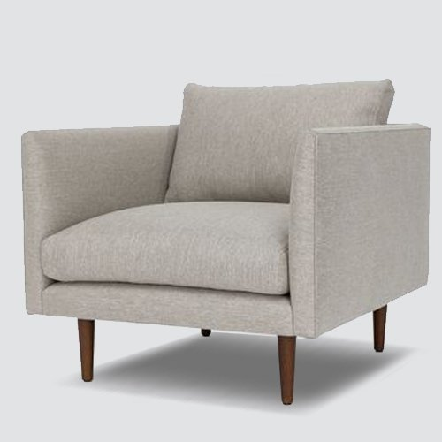 Classic Style Single Sofa that is Suitable for living room, reception room, waiting area