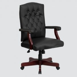 Add a functional touch to your office with the gorgeous and comfortable Tall Executive Office Chair.