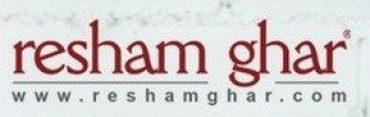 Resham ghar logo