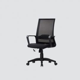 Our work area seat utilizing high-thickness wipe pad, increasingly adaptable, office seat with a center back structure, can give great Lumbar Support.