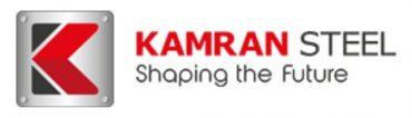 kamran-steel logo